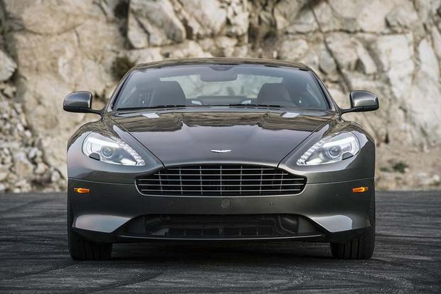 2016 Aston Martin DB9: Overview