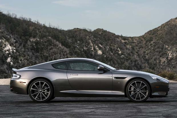 2016 Aston Martin DB9: Overview featured image large thumb1
