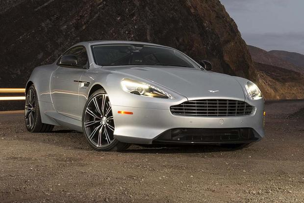 2016 Aston Martin DB9: Overview featured image large thumb4