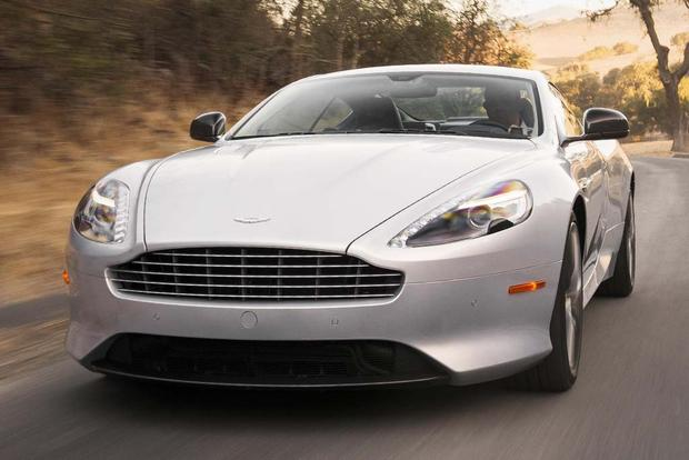 2016 Aston Martin DB9: Overview featured image large thumb5
