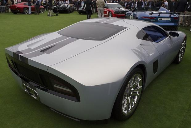 1,000-Plus Horsepower Galpin Ford GTR1 Debuts at Pebble Beach featured image large thumb2
