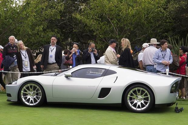 1,000-Plus Horsepower Galpin Ford GTR1 Debuts at Pebble Beach featured image large thumb1
