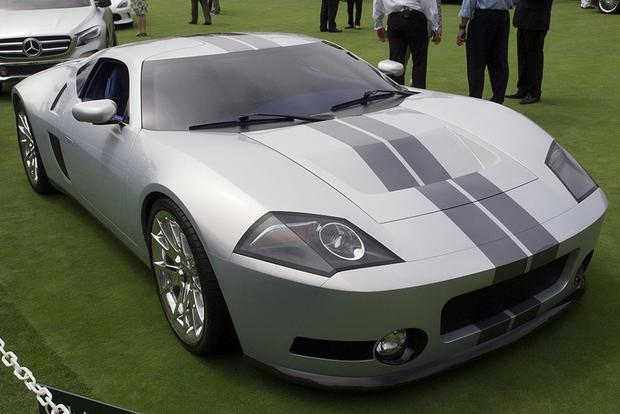 1,000-Plus Horsepower Galpin Ford GTR1 Debuts at Pebble Beach featured image large thumb0