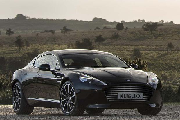 2016 Aston Martin Rapide S: Overview