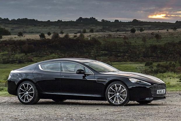 2016 Aston Martin Rapide S: Overview featured image large thumb2