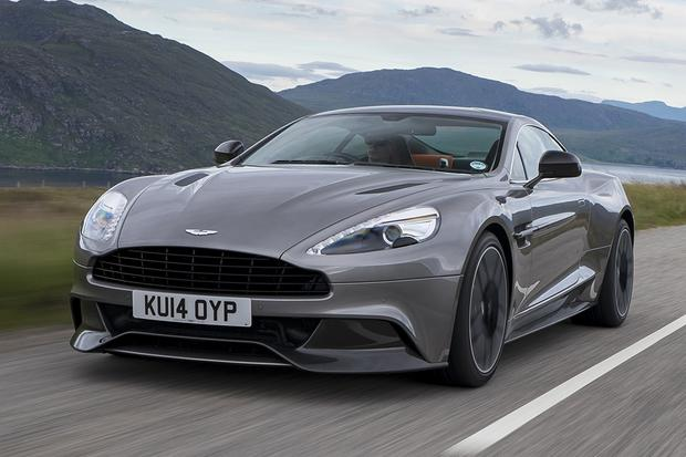 2015 Aston Martin Vanquish: Overview featured image large thumb0