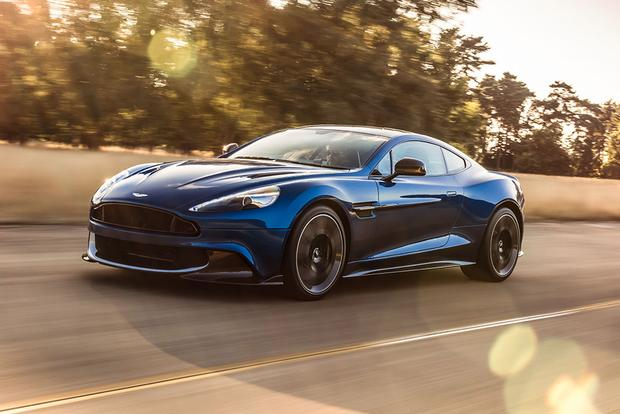 2017 Aston Martin Vanquish: Overview
