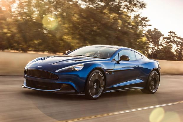 2018 Aston Martin Vanquish: Overview featured image large thumb0