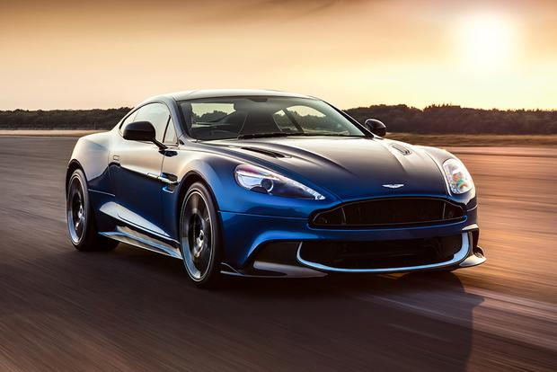 2018 Aston Martin Vanquish: Overview featured image large thumb3