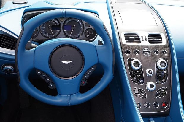 Aston Martin Vanquish Volante Debuts at Pebble Alongside Concept Cars featured image large thumb2
