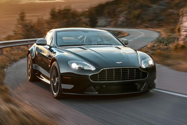 2015 Aston Martin V8 Vantage: Overview featured image large thumb1