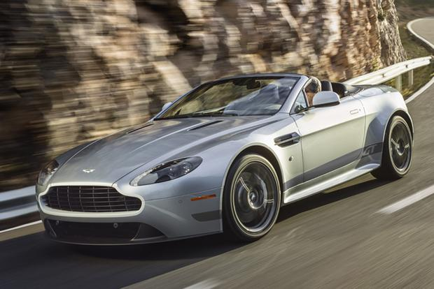 2015 Aston Martin V8 Vantage: Overview featured image large thumb2