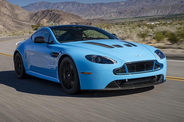 2015 Aston Martin V12 Vantage: Overview featured image large thumb1