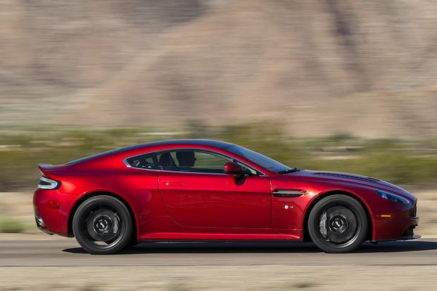 2015 Aston Martin V12 Vantage: Overview featured image large thumb4