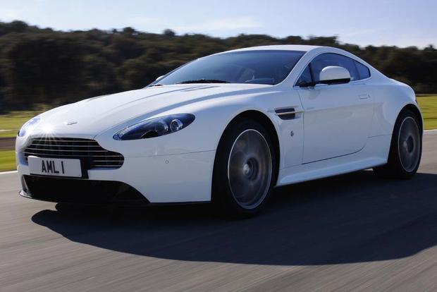 2016 Aston Martin V12 Vantage: Overview