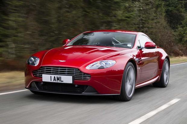 2016 Aston Martin V8 Vantage: Overview