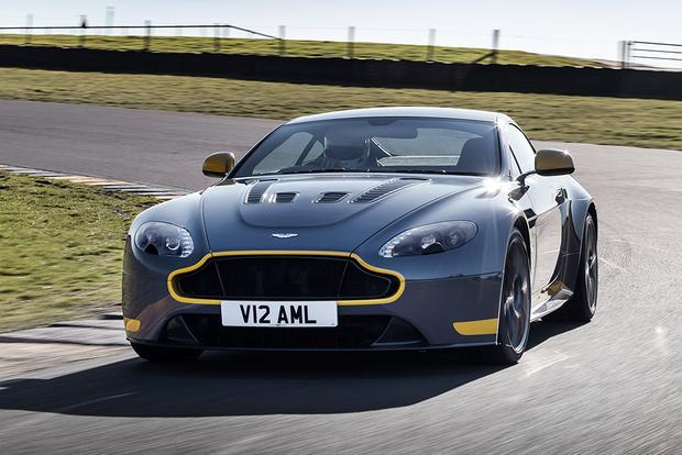 2017 Aston Martin V12 Vantage: Overview featured image large thumb0