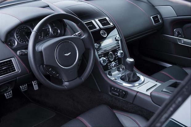 2017 Aston Martin V8 Vantage: Overview featured image large thumb5