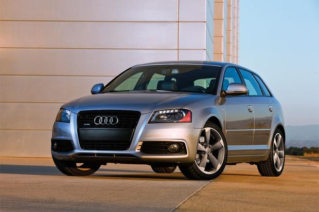 2012 Audi A3: New Car Review