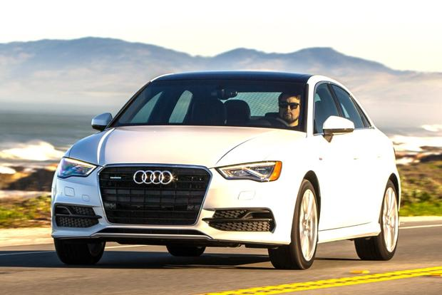 2015 Audi A3 vs. 2015 Audi A4: What's the Difference? - Autotrader