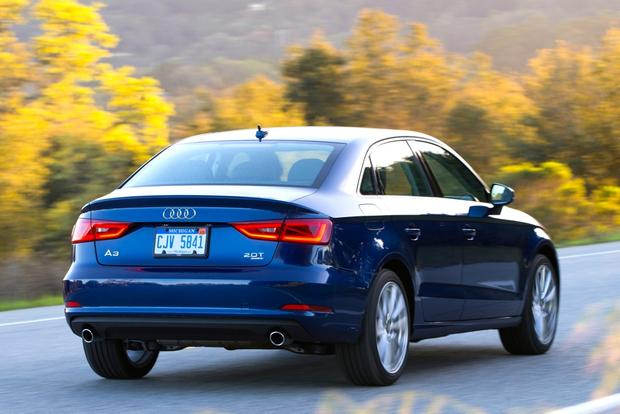 2015 Audi A3 vs. 2015 Audi A4: What's the Difference? featured image large thumb9