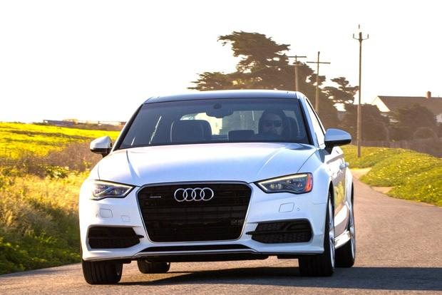 2015 Audi A3 vs. 2015 Audi A4: What's the Difference? featured image large thumb5