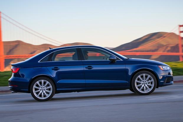 2015 Audi A3 vs. 2015 Audi A4: What's the Difference? featured image large thumb7