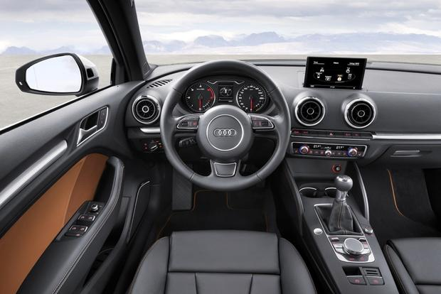2015 Audi A3 vs. 2015 Audi A4: What's the Difference? featured image large thumb1