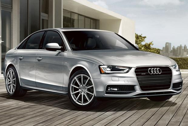 2015 Audi A3 vs. 2015 Audi A4: What's the Difference? featured image large thumb0