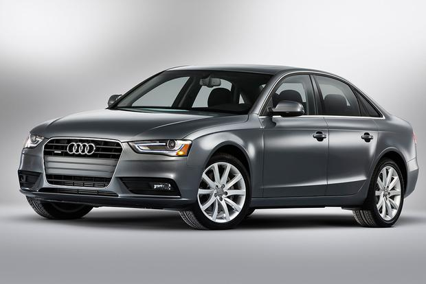 2015 Audi A3 Vs 2015 Audi A4 What S The Difference