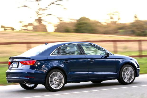 2015 Audi A3: New Car Review featured image large thumb1
