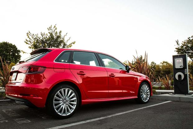 2016 Audi A3 Sportback e-tron: New Car Review - Autotrader