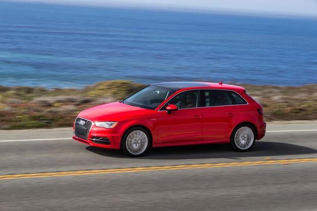 2016 Audi A3 e-tron: First Drive Review