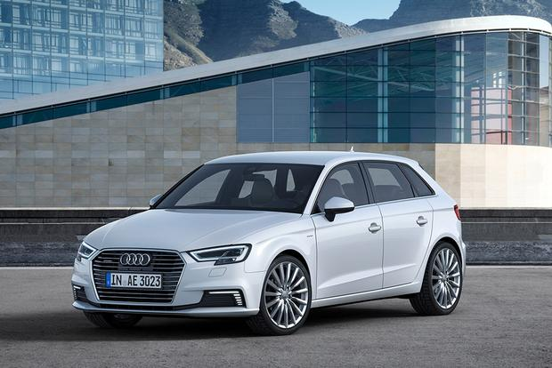 2017 Audi A3 Sportback E-tron: New Car Review