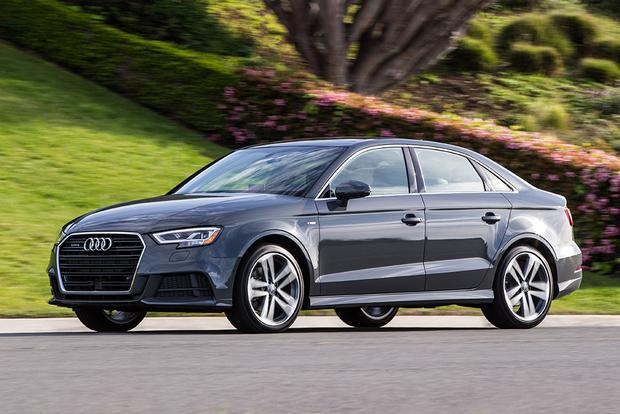 Audi A New Car Review Autotrader - Audi a3 2018