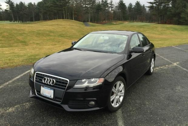 2010 Audi A4: Used Car Review Featured Image Large Thumb0
