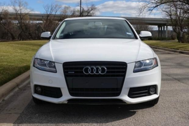Audi A Used Car Review Autotrader - Audi car 2010