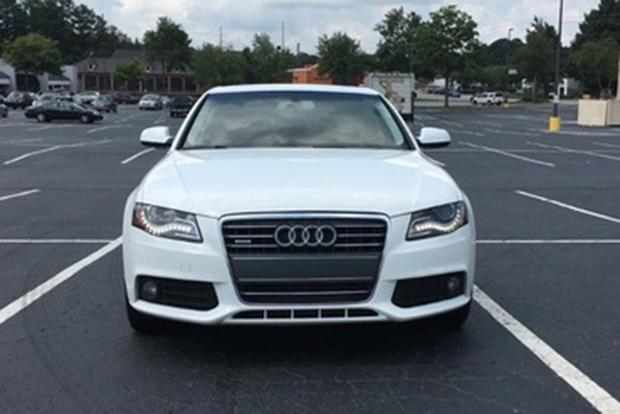 Marvelous 2011 Audi A4: Used Car Review Featured Image Large Thumb0
