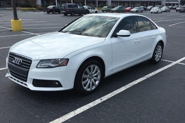 Attractive 2011 Audi A4: Used Car Review Featured Image Large Thumb2