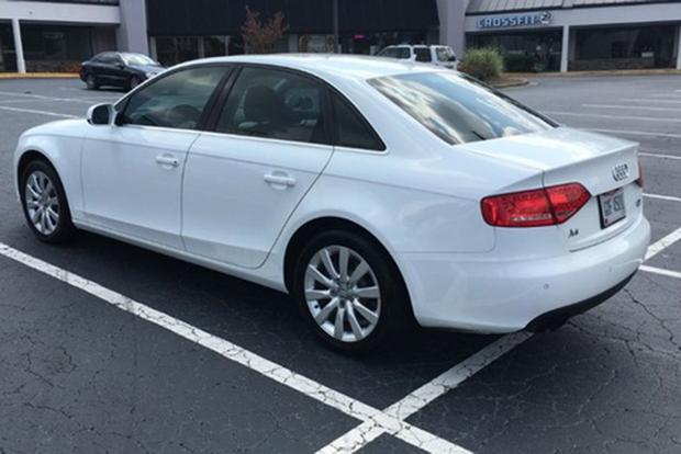 2011 Audi A4: Used Car Review featured image large thumb3