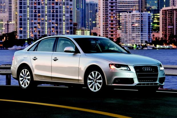 2012 Audi A4: New Car Review