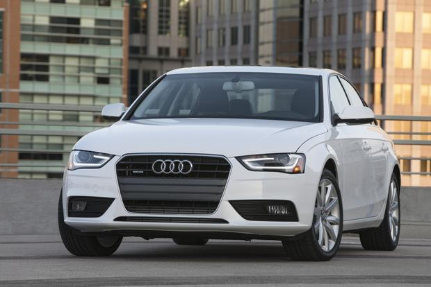 2013 Audi A4: New Car Review