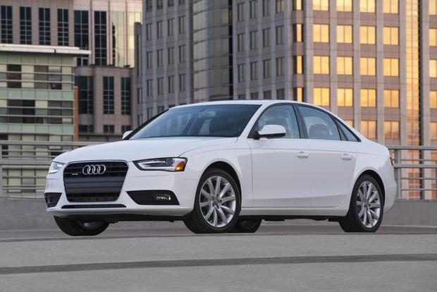 2013 audi a4 used car review autotrader. Black Bedroom Furniture Sets. Home Design Ideas