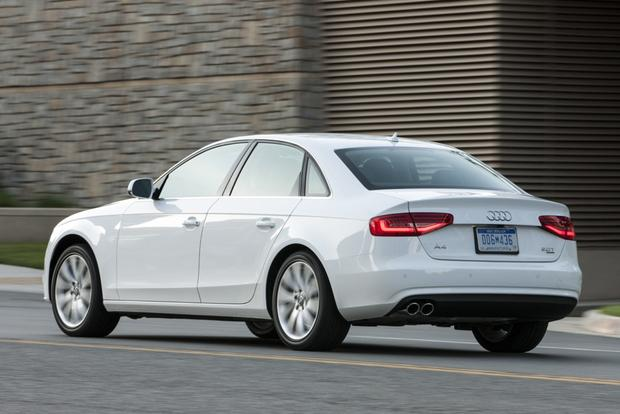 Audi Certified Pre Owned >> 2014 Audi A4: New Car Review - Autotrader
