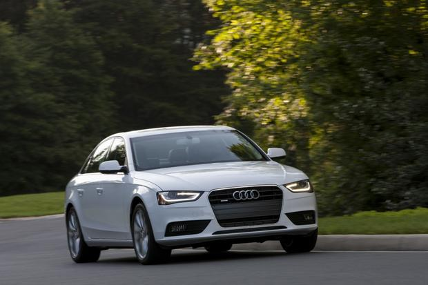 Superb 2014 Audi A4: New Car Review Featured Image Large Thumb0