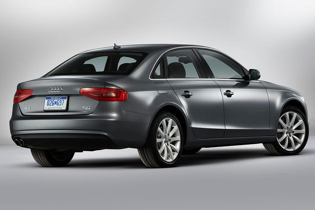 2015 Audi A4 Vs 2015 Audi A6 What S The Difference Autotrader