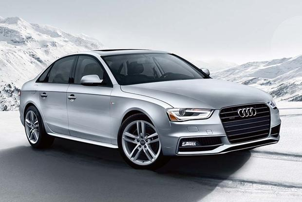 2016 Audi A4: New Car Review