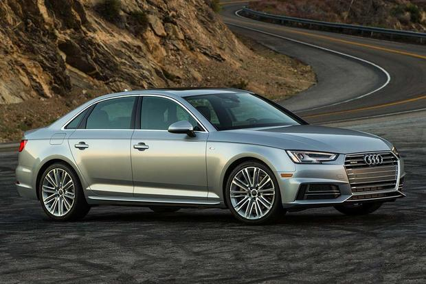 2016 vs. 2017 Audi A4: What's the Difference?