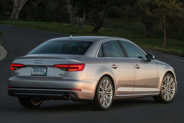 2017 Audi A4: New Car Review featured image large thumb2