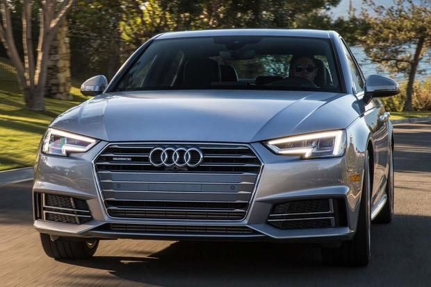 2016 Vs 2017 Audi A4 What S The Difference Autotrader